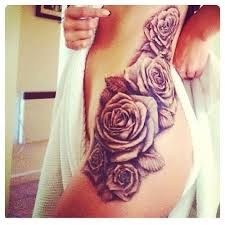 the 25 best rose hip tattoos ideas on pinterest tattoos tattoo