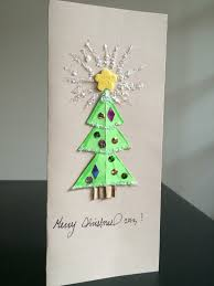 christmas craft cards christmas lights decoration