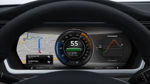 Tesla Interior Model S 2015 Tesla Model S P85d Test Drive