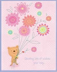s day card sending lots of wishes your way