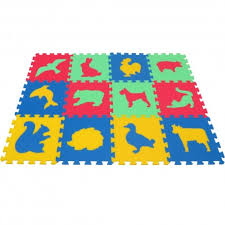 tappeti puzzle tappeto puzzle maxi animmali iii iv 16 mm