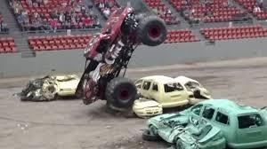 monster truck show los angeles monster truck show 2017 part 2 2 youtube