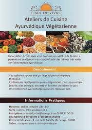 stages de cuisine atelier de cuisine ayurvédique végétarienne toulouse stages