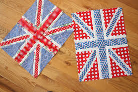British Flag Pillow This Year U0027s Crop Of Union Jack Quilt Blocks Diary Of A Quilter