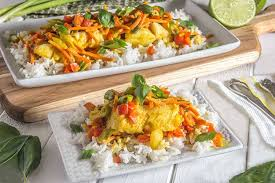 fish cuisine easy coconut curry white fish the scrumptious pumpkin