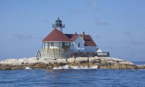 lighthouses of the u s southern maine