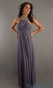 high neck halter evening gown by morgan us 64 interesting necklace