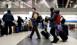 record thanksgiving air travel could boost u s airlines