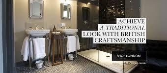 Scottish Bathroom Signs C P Hart Luxury Designer Bathrooms Suites And Accessories
