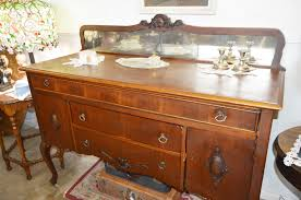 french provincial server buffet u0026 mirror the spring st gallery