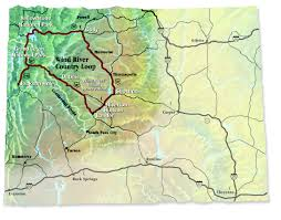 Continental Divide Map Maps Windriver Org