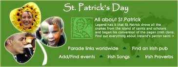 st patrick u0027s day parades events games and fun on saint