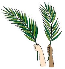 palm fronds for palm sunday palm sunday clipart many interesting cliparts