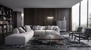 overstuffed sofa interior design ideas