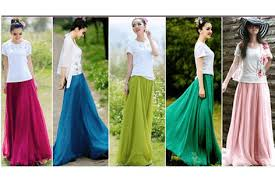 flowy maxi skirts 23 for a flowy chiffon maxi skirt 7 color options shipping