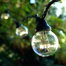 solar power led lights 100 bulb string led lights string outdoor bulb garden bulbs globe patio solar