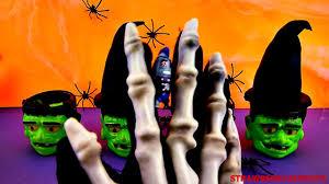 halloween play doh shopkins kinder surprise spongebob moshi