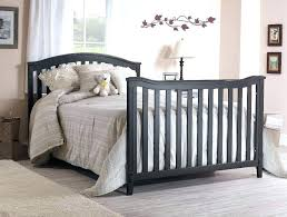 Simplicity Convertible Crib Cribs Convert To Size Bed Simplicity Convertible Crib