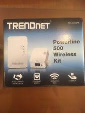 tpl 308e2k trendnet powerline 200 av nano adapter kit tpl 308e2k ebay