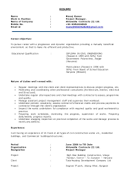 Diploma In Civil Engineering Resume Sample by Manoj Kumar Resume Project Manager Civil