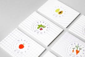 Momo Business Cards Business Card Designed By This Is Isola For Healthy Food A