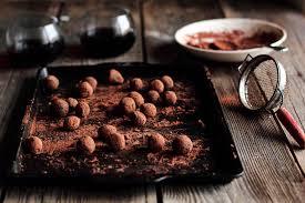 wine chocolate pastry affair wine chocolate truffles