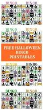 the 25 best halloween bingo cards ideas on pinterest halloween