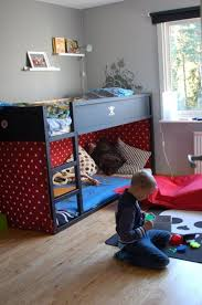 Low Bunk Beds Ikea by 35 Cool Ikea Kura Beds Ideas For Your Kids U0027 Rooms Agnes Rum