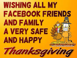 thanksgiving wishing all my friends happy thanksgiving