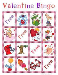 valentines bingo bingo card 5 woo jr kids activities