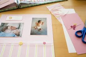 ideas for scrapbooking with ribbon