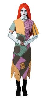 womens nightmare before sally costume costume craze