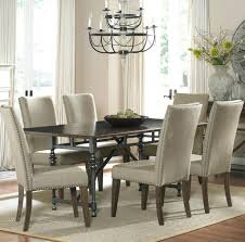 upholstered dining room sets dining chair slipcovers leather kitchen chairs kitchen table