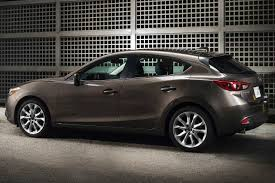 mazda new model 2016 used 2016 mazda 3 hatchback pricing for sale edmunds