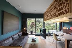 Living Room Furniture Hong Kong Ncda Designs Wood Screened Loft Bedroom For Tiny Hong Kong
