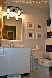 Classy 80 Bathroom Light Fixtures Nautical Design Inspiration Of Nautical Bathroom Lighting Fixtures