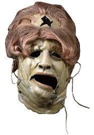 leatherface mask leatherface mask masks