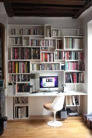 bureau bibliothèque intégré bibliotheque avec bureau integre meuble bureau bibliotheque cec