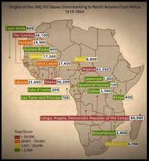 Cameroon Africa Map by African Results Tracing African Roots