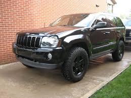 2008 lifted jeep grand wk xk wheel tire picture combination thread jeepforum com