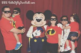 Scary Family Halloween Costumes by Belle Of My Own Ball Tips For Your Mickey U0027s Not So Scary