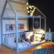 Boys Bed Frame Gemütliche Kuschelecke Im Kinderzimmer Haus Spielhaus