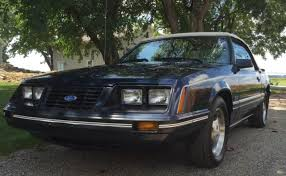 1983 mustang glx convertible value 1983 ford mustang 5 0 glx convertible only 57k for sale