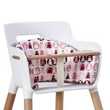 siege pour chaise haute coussin d assise pour chaise haute flexa baby decoclico