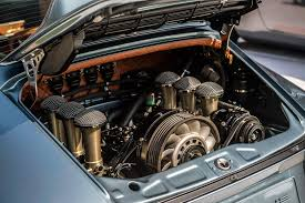singer porsche singer 911 engine bay porsche