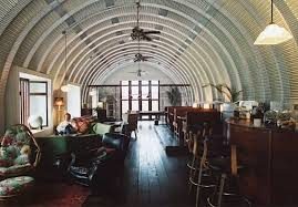 quonset hut interiors bing images quonset home pinterest