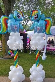 my pony balloons my pony www lm ideas decoration balloons