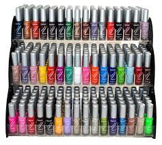 amazon com 48 piece rainbow colors glitter nail polish lacquer