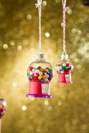 mini gumball machine ornaments tutorial