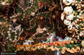 christmas before thanksgiving this new york city restaurant spends more than 60 000 a year
